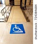 Small photo of handicap access