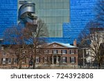 Small photo of Museum edifice in Toronto - AGO