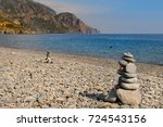 View Of The Pebble Beach Of...