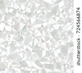 abstract polygonal grey and... | Shutterstock .eps vector #724566874