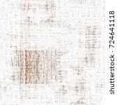 seamless dark brown grunge... | Shutterstock . vector #724641118