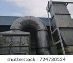 dust collector   Shutterstock . vector #724730524