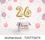 26 Years Anniversary  Happy...
