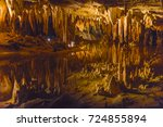 Dream Lake In Luray Caverns ...