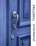 Small photo of Wooden Door in Bray, Co. Wicklow, Ireland