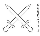 swords game weapons icon