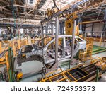 izhevsk  russia   august 15 ... | Shutterstock . vector #724953373