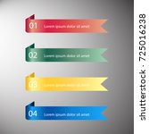 banners vector design... | Shutterstock .eps vector #725016238