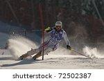 bansko  bulgaria   february 27  ... | Shutterstock . vector #72502387