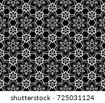 abstract repeat backdrop.... | Shutterstock . vector #725031124