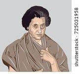 indira gandhi was an indian...