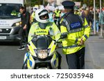 dublin  ireland   30 september... | Shutterstock . vector #725035948