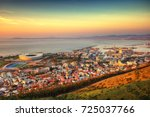 South Africa Capetown Skyline