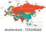 Eurasia Europa Russia China...