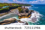 Tanah Lot   Temple In The Ocea...