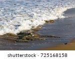 sea shore  | Shutterstock . vector #725168158