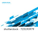 abtract background.modern... | Shutterstock .eps vector #725193979