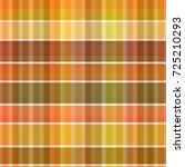 seamless orange background of... | Shutterstock . vector #725210293