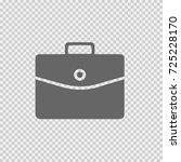 suitcase vector icon eps 10.... | Shutterstock .eps vector #725228170