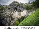 Predjama State Castle  Slovenia....