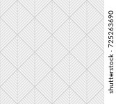 art deco seamless pattern... | Shutterstock .eps vector #725263690