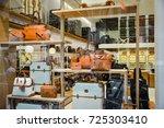 milan  italy   september 24 ... | Shutterstock . vector #725303410