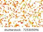 light green vector shining...   Shutterstock .eps vector #725305096