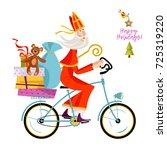 Santa Claus  Sinterklaas  On A...