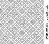 lattice of diagonal lines from...   Shutterstock .eps vector #725353633