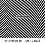 abstract geometric stripe... | Shutterstock .eps vector #725425036