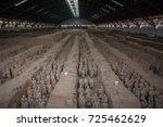 xian  china   may 11  2017  ... | Shutterstock . vector #725462629