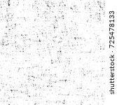 seamless dark brown grunge... | Shutterstock . vector #725478133