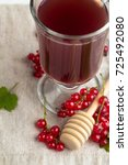 Warming Berry Drink  Tea  Mors...