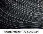 white soap texture. sublime... | Shutterstock . vector #725649634