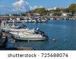 alexandroupoli  greece  ... | Shutterstock . vector #725688076