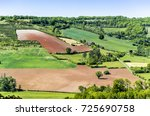 image of the french countryside