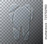 vector modern concept broken...   Shutterstock .eps vector #725702983