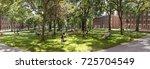 cambridge  ma  usa   september...   Shutterstock . vector #725704549