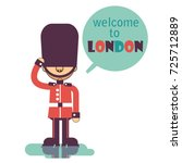 Welcome To London Background....