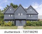 Witch House  Salem ...