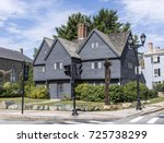 Witch House, Salem, Massachusetts, USA