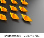 co workers team concept. 3d... | Shutterstock . vector #725748703