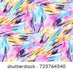 geometric pattern   Shutterstock . vector #725764540