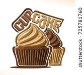 vector logo for chocolate...   Shutterstock .eps vector #725781760