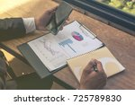 cropped image of professional... | Shutterstock . vector #725789830