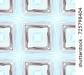 Seamless Pattern. Distorted...