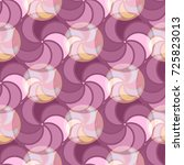 abstract color seamless pattern ... | Shutterstock . vector #725823013