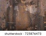 The Vintage Rusty Grunge Steel...