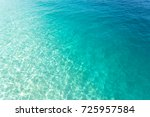 very clear and beautiful... | Shutterstock . vector #725957584