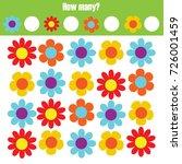counting educational children...   Shutterstock .eps vector #726001459
